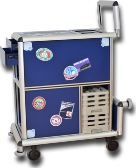 Sorol Service Trolleys